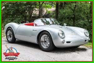 550 Spyder Dean by 1955 Porsche 550 Beck Spyder Dean 1600cc Vw For Sale