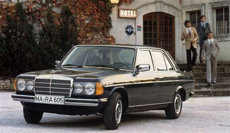 40 Years Of The Mercedes-benz 123 Model
