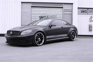Mercedes-benz Cl 500 Von Famous Parts