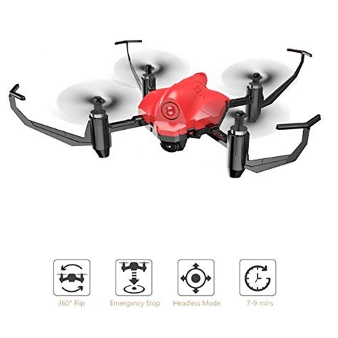deerc hs rc drone review  quadcopter  drones