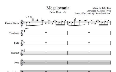 The virtual piano music sheets use plain english alphabet and simple semantics. Undertale - Megalovania by 1230james on DeviantArt