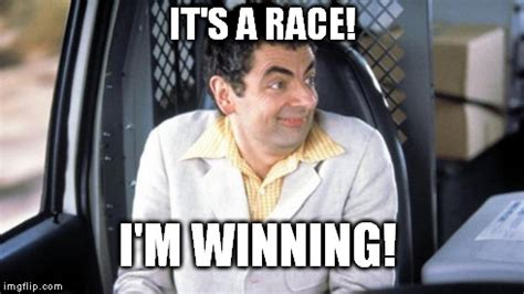 Winning Meme - rat race i m winning imgflip