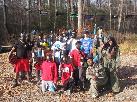 kids paintball game kids days paintball birthday party