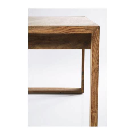 bureau en bois bureau en bois nature kare design