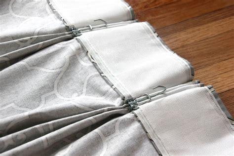 sewing curtains for traverse rods how to make pinch pleat curtains with pleater ofs