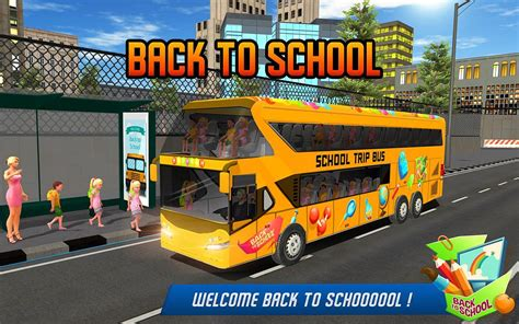 school bus driver simulator  city fun drive  android apk