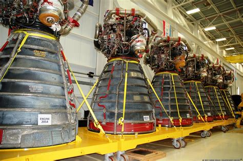 RS-25 engine testing completed at NASA's Stennis Space ...