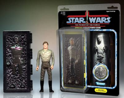 The Blot Says...: PG Exclusive Han Solo in Carbonite 12 ...