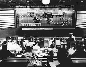 Mercury Mission Control, Flight Control Area | NASA