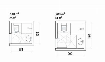 Dimensions Typical Minimum Layouts Bathrooms
