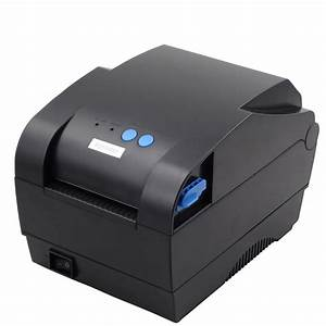 high speed usb port label printer barcode printer thermal With apparel label printer
