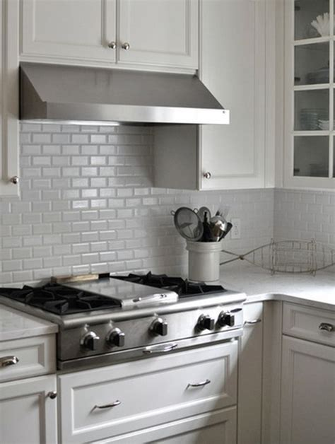 white kitchen cabinets backsplash kitchen subway tiles are back in style 50 inspiring designs