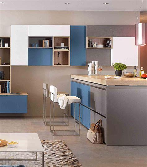 cuisine salon 7 solutions pour des cuisines ouvertes sur salon mobalpa