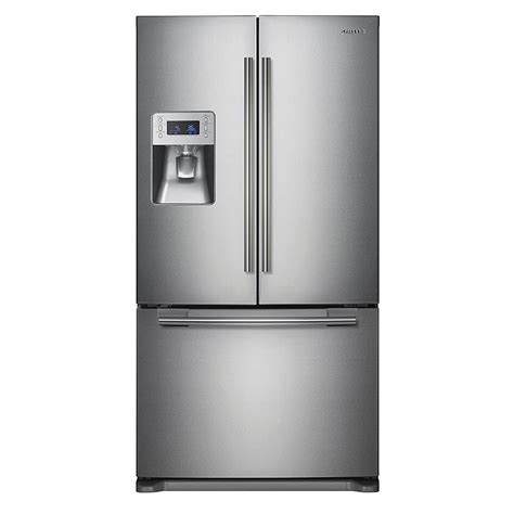 Samsung  Rf268acrs  26 Cu Ft French Door Refrigerator