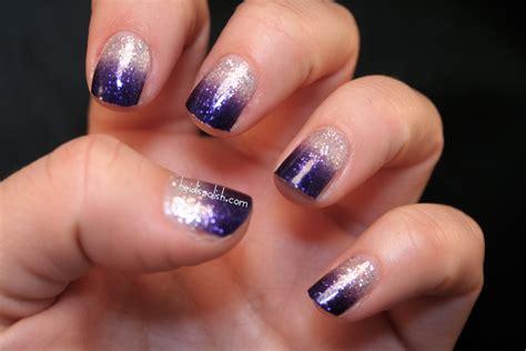 Ombre Glitter Nail Wraps Bornprettystore