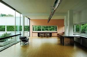 Villa Savoye, French Villa Architectural by Le Corbusier