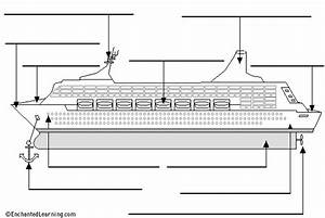 Label The Ship In English Printout