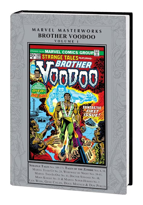 NOV200617 - MMW BROTHER VOODOO HC VOL 01 - Previews World