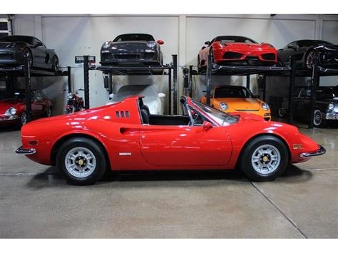 Then give me a call with your best offer. 1973 Ferrari 246 GTS for Sale | ClassicCars.com | CC-1250429