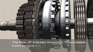 Zf 8hp The New 8 Speed Automatic