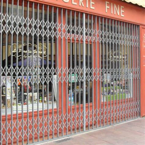 grille articulee sur mesure grille extensible magasin