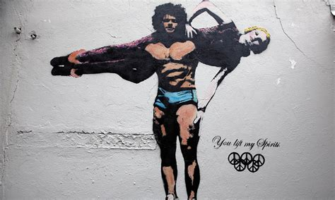 How Bambi The Female Banksy Became The New Star Of
