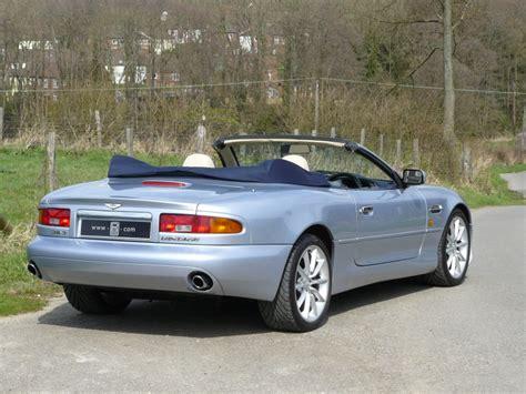Aston Martin Db7 Vantage Volante For Sale