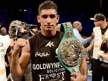 Khan Amir Boxing King Fight Canelo Mcgregor