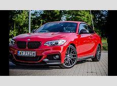 2017 BMW 230i M Performance 252HP, nice sound and