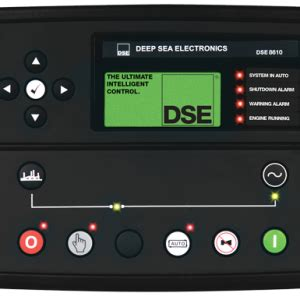 deep sea electronics dse synchronising load sharing control module dse  power