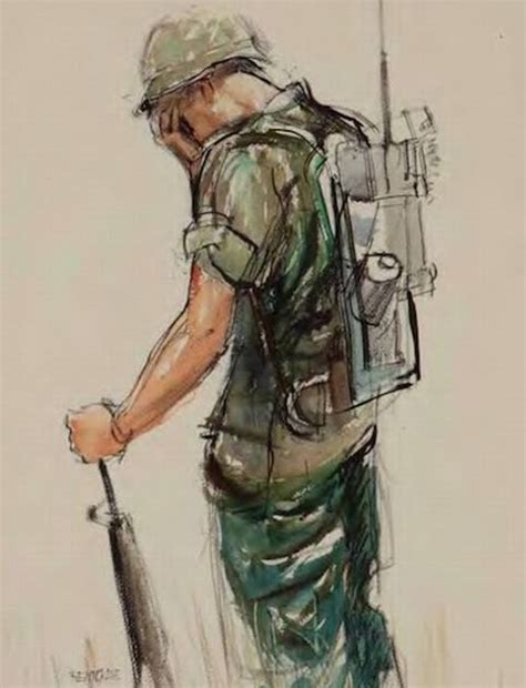 red pill  war drawings   soldiers