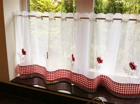 voile cafe panel kitchen bathroom ready made net curtains