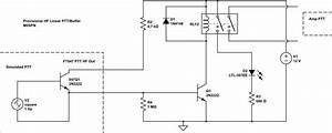 Amplifier Ptt Buffer Schematic
