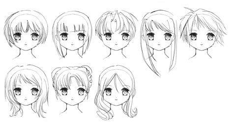 Hairstyles By Nat-chan On Deviantart