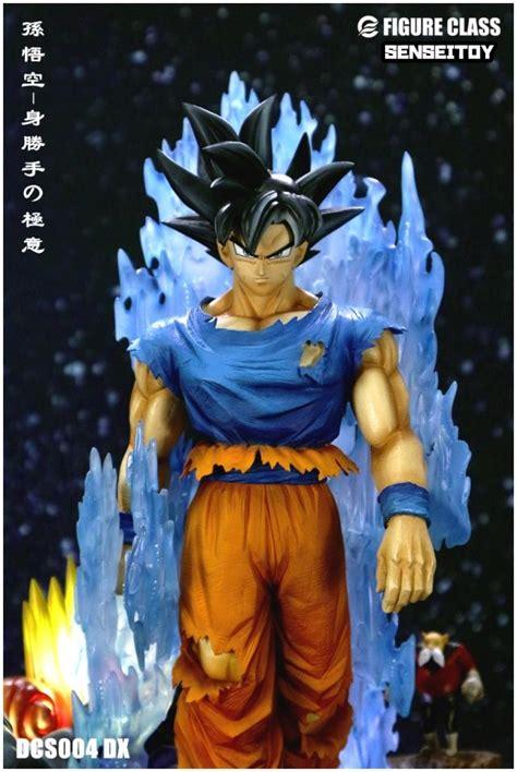 figure class goku ultra instinct