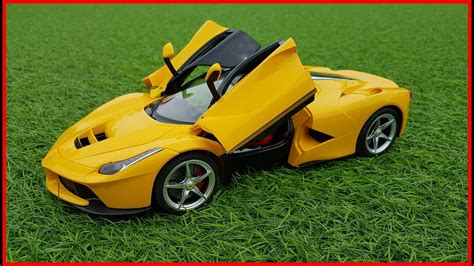 box car for kids ferrari car open the supercar box car for kids videos