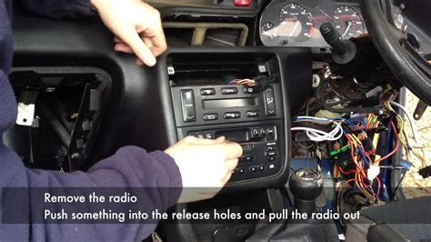 full dashboard removal   peugeot  youtube