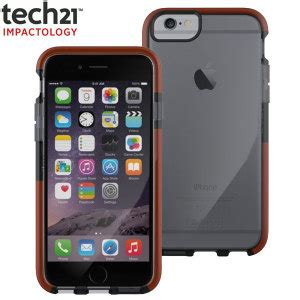 Tech21 Classic Frame Iphone 6s  6 Case Smokey