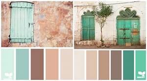Wandfarbe Grün Palette : welche farbe f r k che 85 ideen f r fronten und wandfarbe ~ Watch28wear.com Haus und Dekorationen