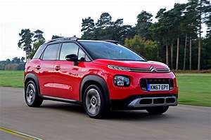 Citroen C3 Aircross Review Auto Express