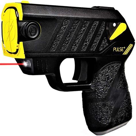 taser pulse subcompact shooting stun gun  noonlight
