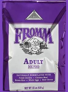 adult dog food fromm family foods With fromm adult dog food