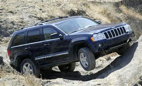 cherokee jeep 2005 car and driver