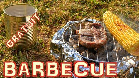 comment fabriquer un canap comment faire un barbecue gratuit en 5 minutes n 44