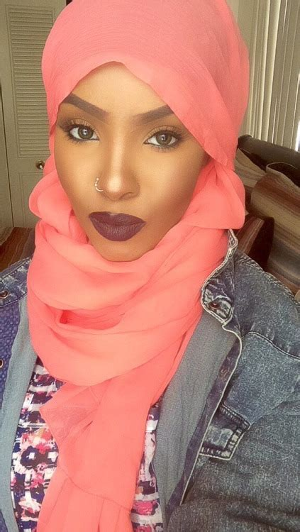 blackout somali hijabi selfies black  black friday