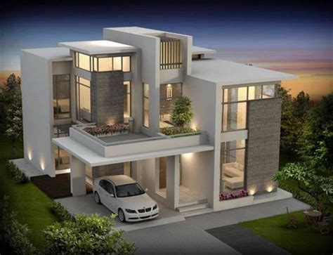 mind blowing luxury home plan architecture  modern