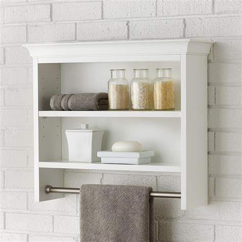 Bathroom Shelves by Home Decorators Collection Creeley 7 1 20 In L X 20 1 2