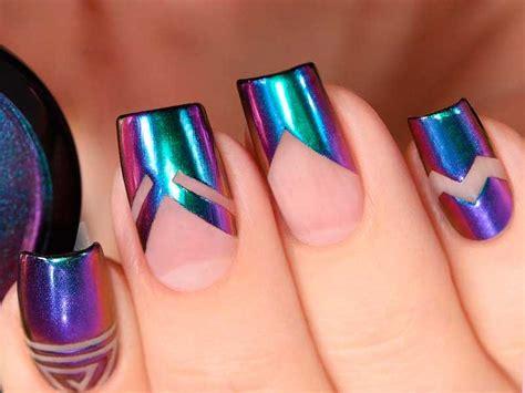 Fabulous Chrome Nail Polish To Try