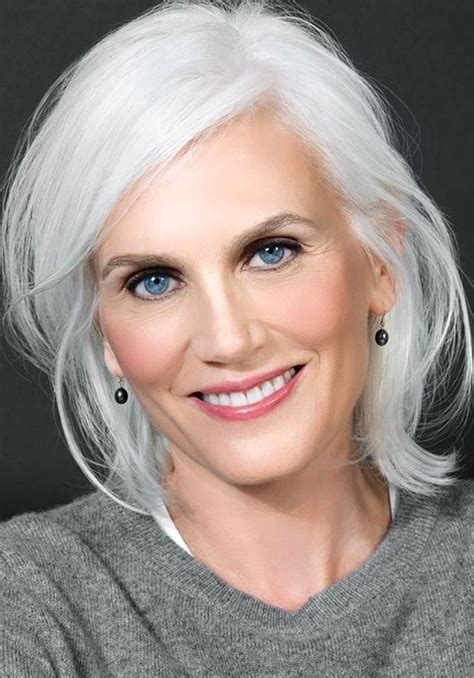 8850 Best Grey Hair Images By Alessa On Pinterest Grey