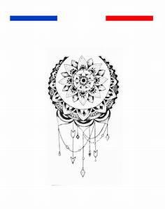 Tatouage Lune Poignet : tatouage mandala lune poignet mon petit tatouage temporaire ~ Melissatoandfro.com Idées de Décoration